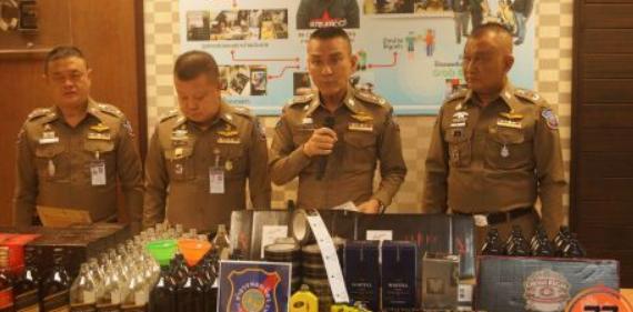 В Бангкоке арестован «Царь паленого бухла»