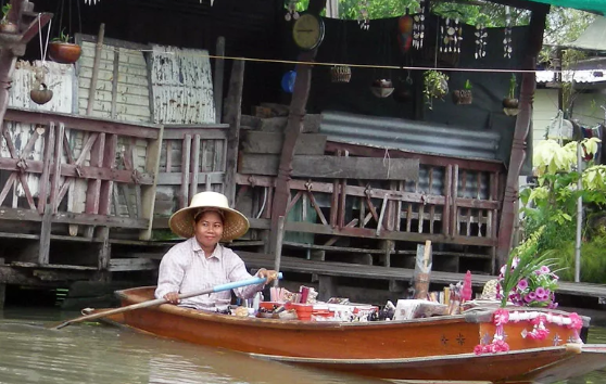 В Бангкоке каналы превратят в туристические достопримечательности