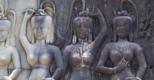 Храмы Ангкора • Вьетнамский суп Фо • Квартал мастеров
