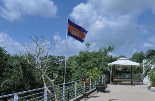Камбоджа. Остановка в Кэпе