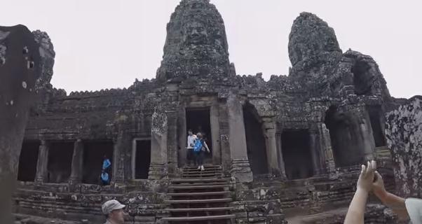Камбоджа , Сиемрип , Ангкор , Озеро Тонлесап. Все достопримечательности и храмы