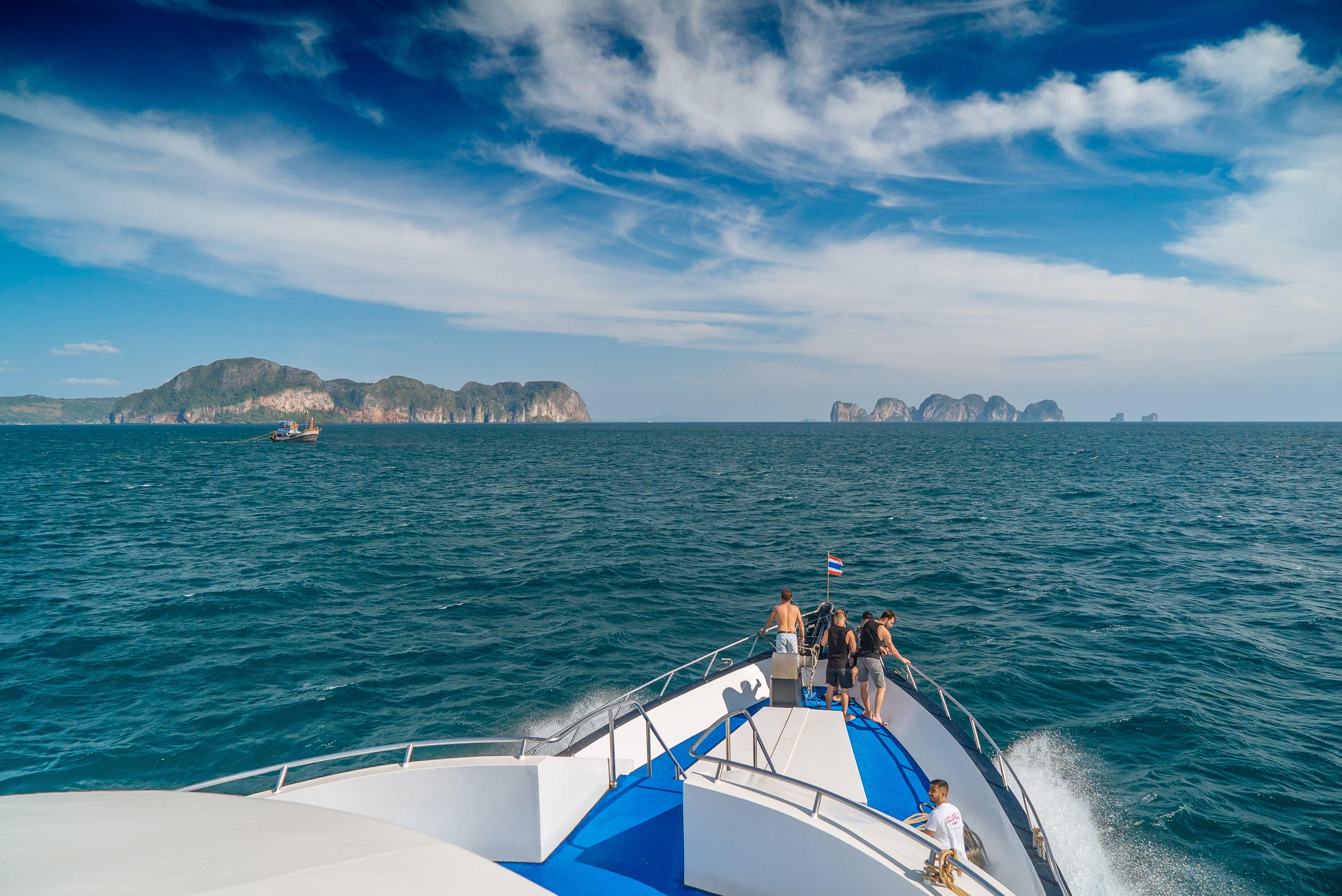 Таиланд объявил о двух новых кампаниях по стимулированию внутреннего туризма