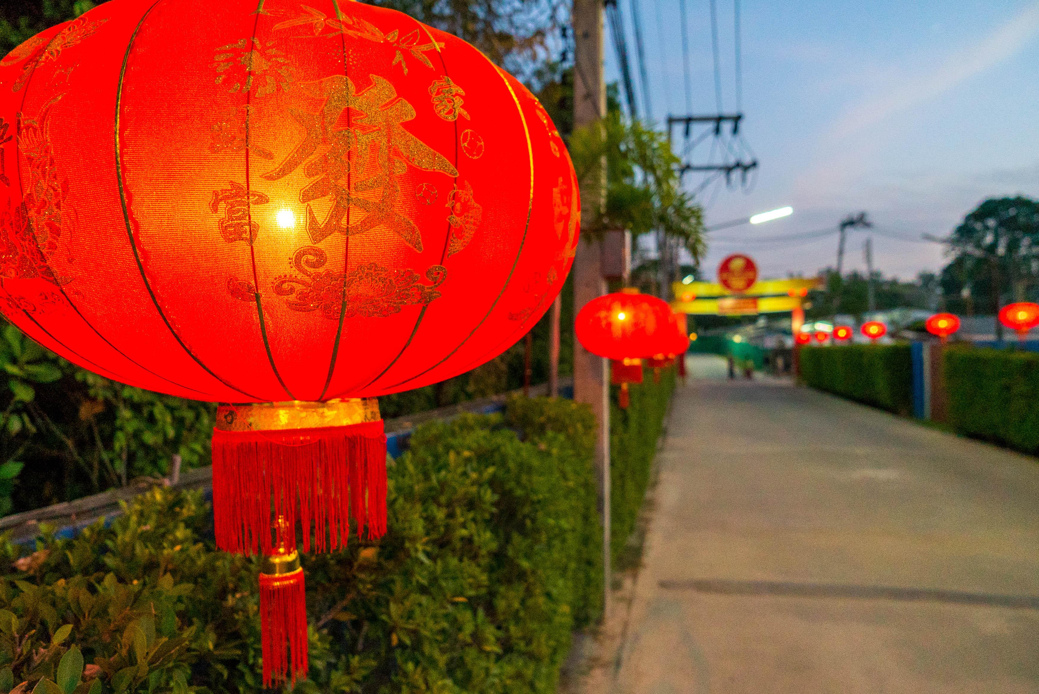Китайский Новый год на Пхукете 2020