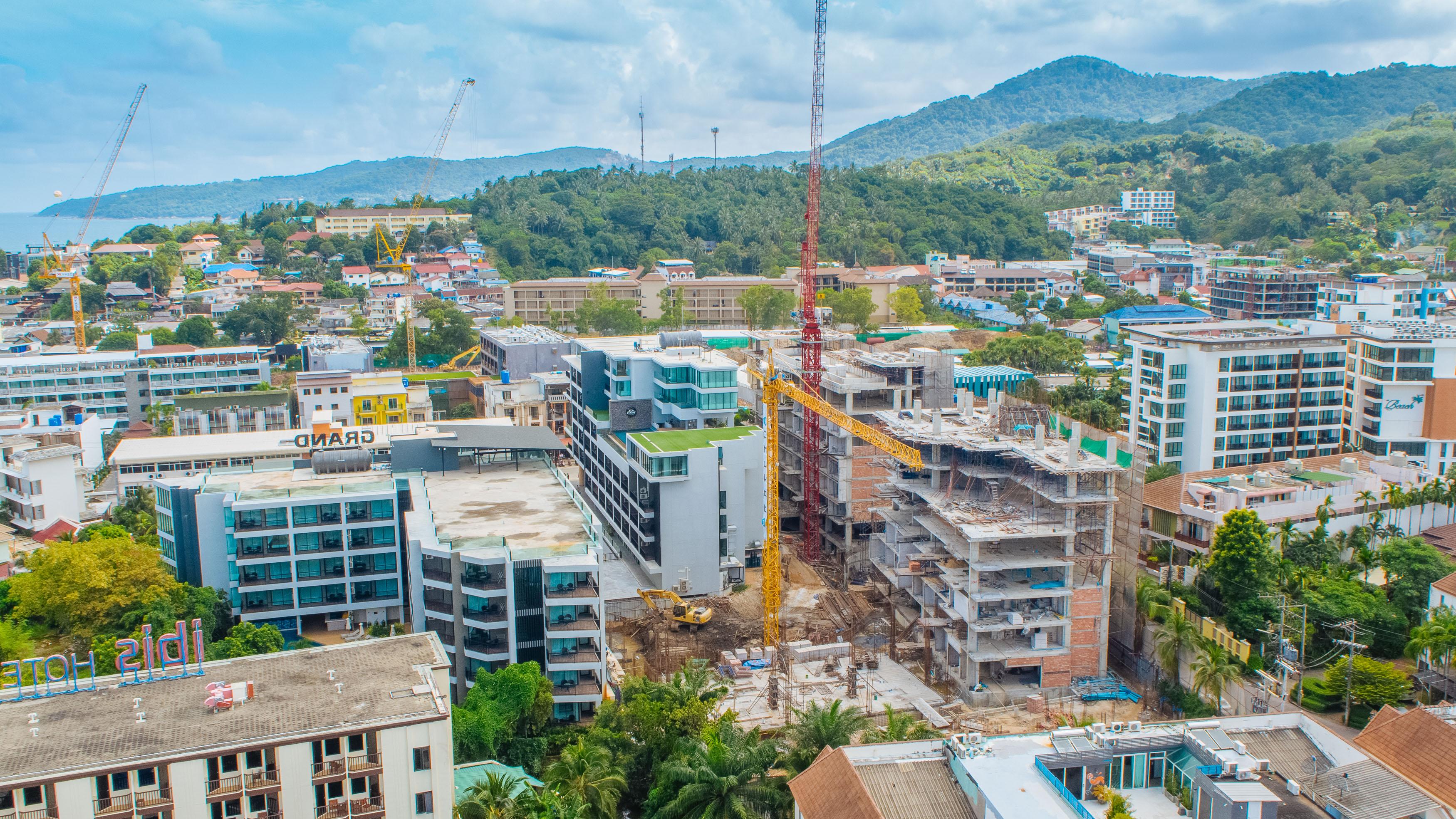 Краткий обзор строительства кондоминиумов на Пхукете в 2015-2022 гг