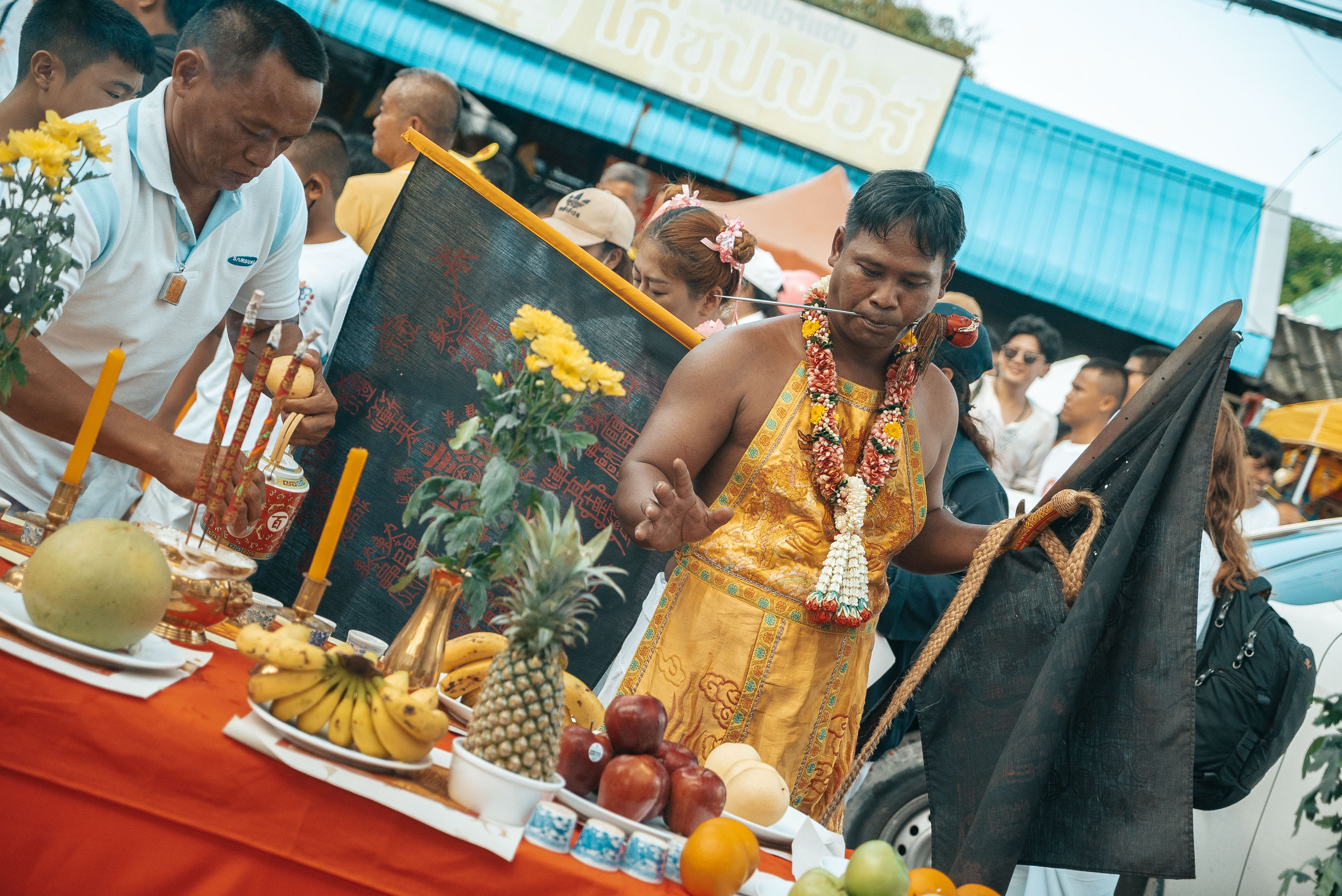 Пхукет готовится к вегетарианскому фестивалю