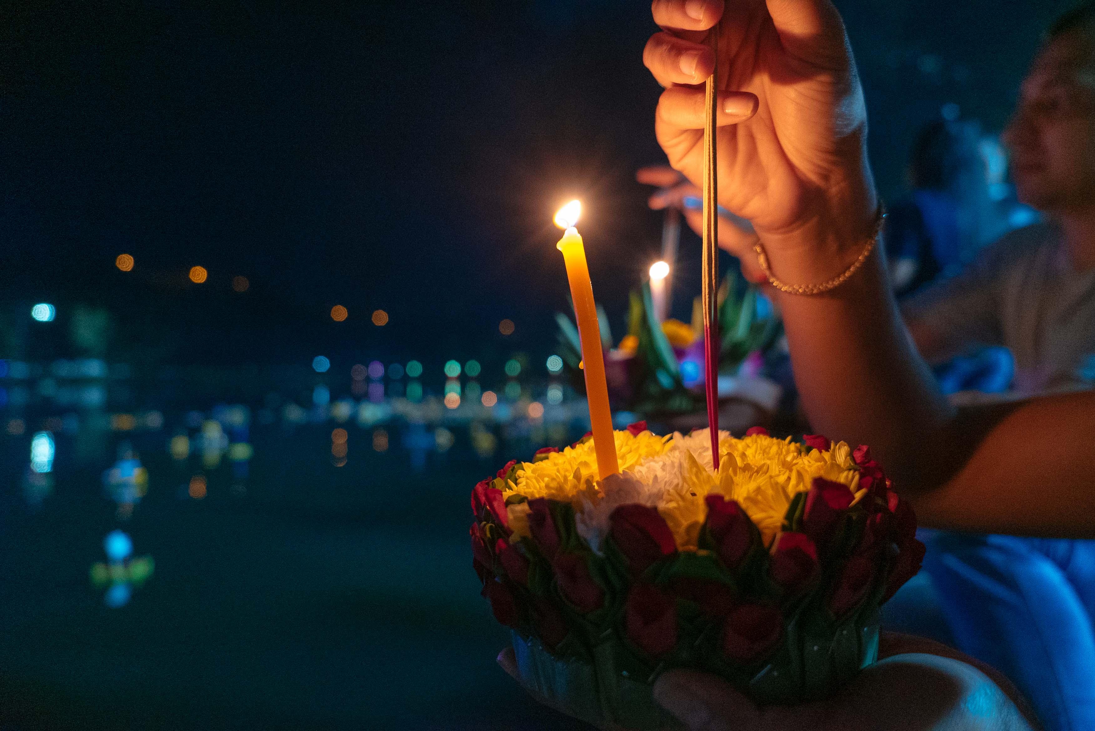 Лой Кратонг в Таиланде отметят 31 октября