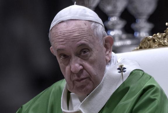 Папа Римский Франциск прибыл с визитом в Таиланд
