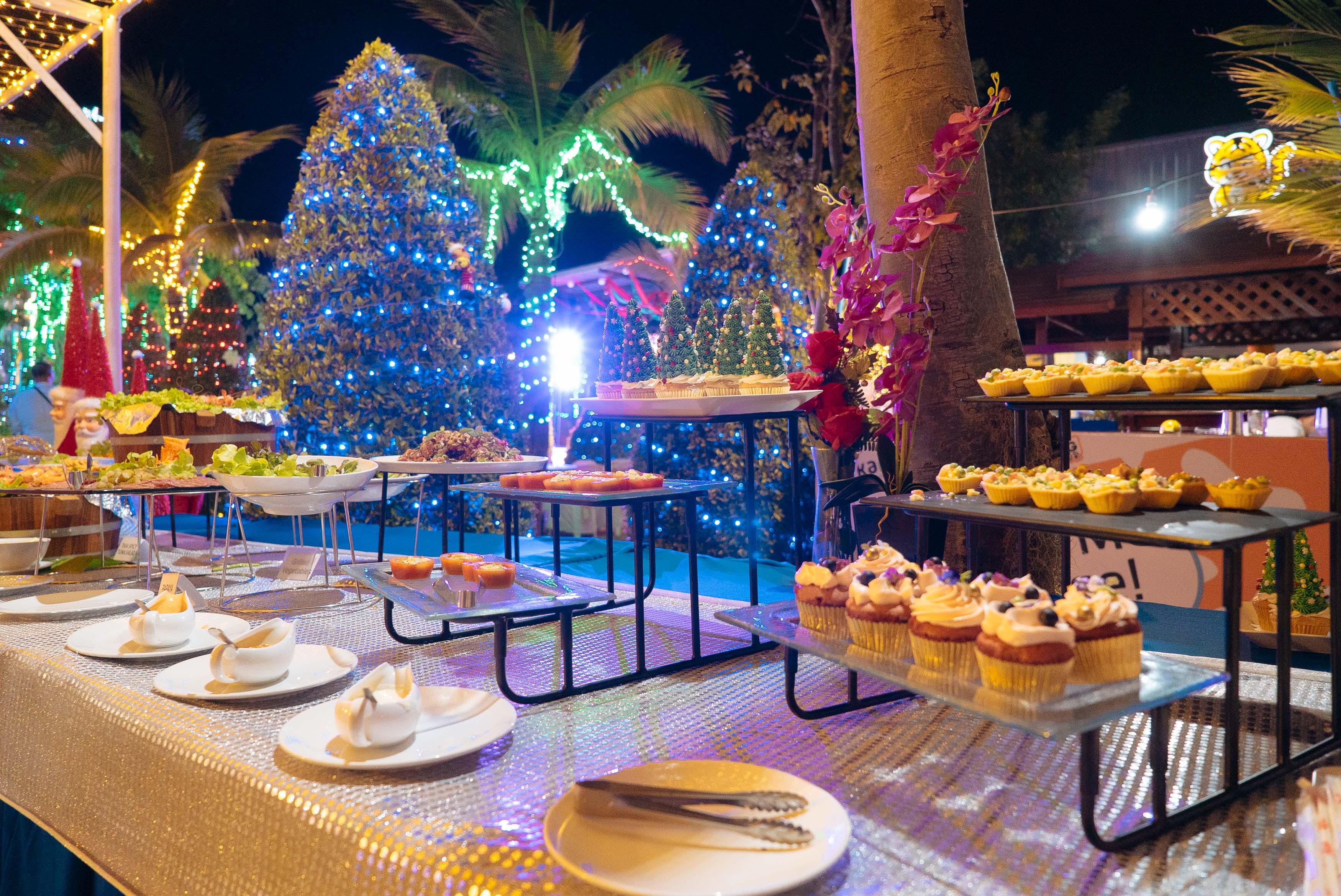 В ресторанах и отелях Пхукета разрешены новогодние вечеринки