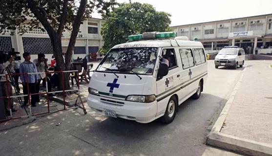 В Камбодже зарегистрировали 12 новых случаев заражения коронавирусом