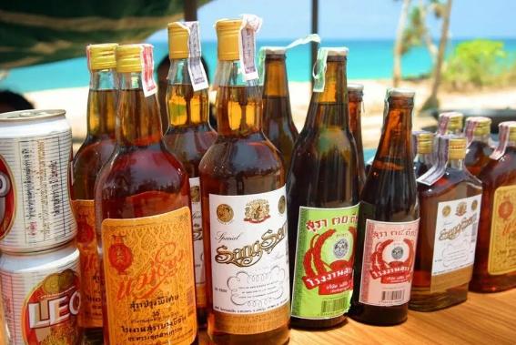 Алкоголь в Таиланде. Где купить и что выбрать?