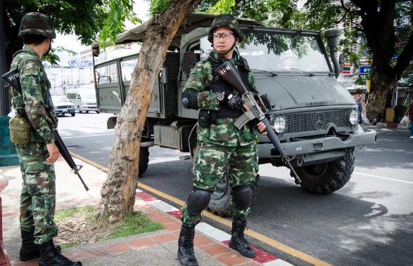 В Таиланде объявлено закрытие ряда КПП на сухопутной границе