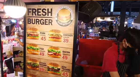ПАТТАЙЯ 2020 НОЧНОЙ РЫНОК ТЕПРАЗИТ, Еда в Таиланде не дорого Thepprasit Night Market Pattaya Thai