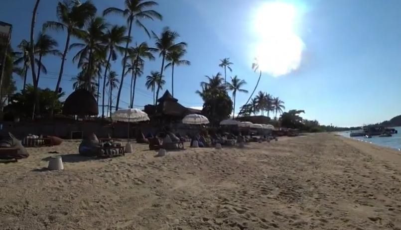 Закупка продуктов и пляжи Самуи - Бопхут | Кафе и рестораны открываются