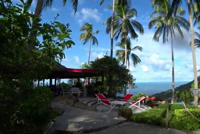 Прогулка до Jungle club | Дикая View Point - Остров Самуи | Пляж Чавенг и местные Люди Eng Sub.