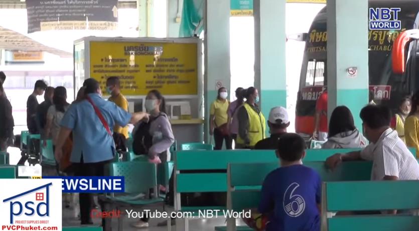 Thailand cases still declining! Phuket buses relaunching soon?    Thailand News