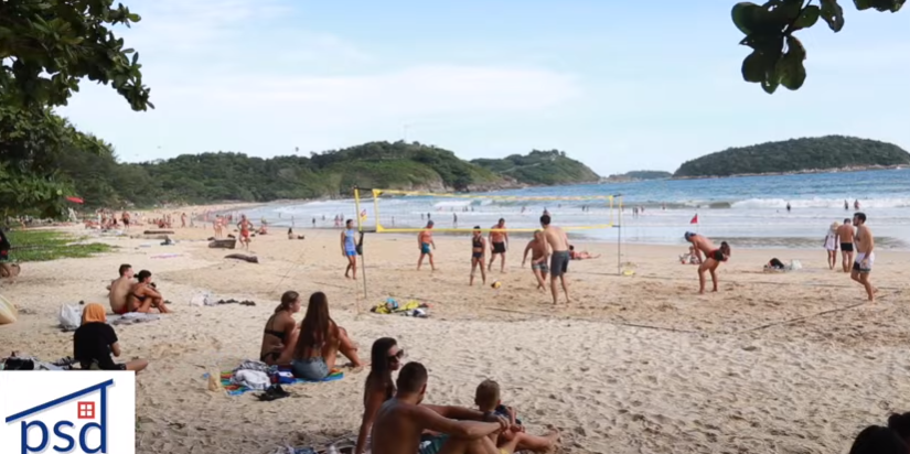 Phuket beaches: OPEN! No self-quarantine for arrivals to Phuket || Thailand News