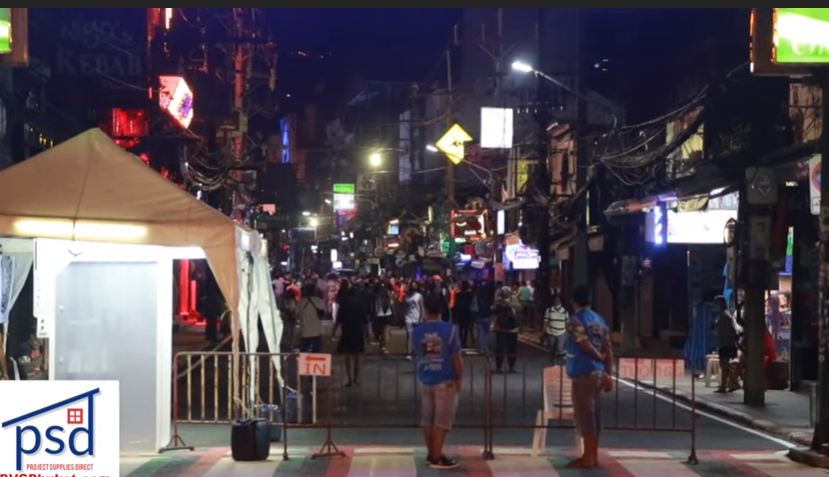 Bangla Road slowly reopens! Phuket cops investigates over illegal casinos? || Thailand News