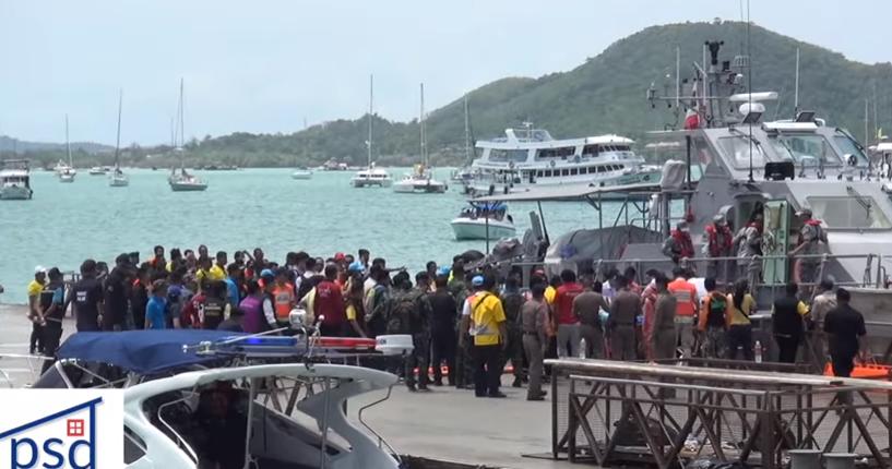 Monkeys & coconuts making people go bananas! Doomed Phoenix boat, 2 years later || Thailand News
