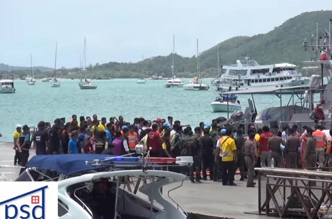 Monkeys & coconuts making people go bananas! Doomed Phoenix boat, 2 years later    Thailand News
