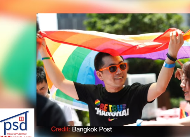 Civil partnership bill in Thailand; activists say doesn't go far enough! || Thailand News