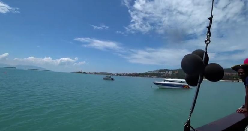 ВЛОГ: Морское путешествие на Корабле Red Baron - Остров Самуи 2020 | Экскурсия на Самуи - Лайфстайл