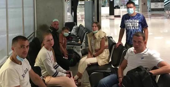 248 застрявших в Таиланде россиян ждут вывозные рейсы во Владивосток, Хабаровск и Новосибирск