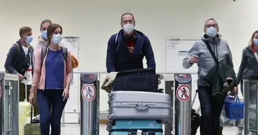Вывозной рейс вылетел из Таиланда в Россию