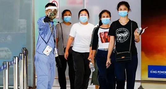 В Таиланде у прибывшей в страну и проходящей карантин россиянки обнаружили коронавирус