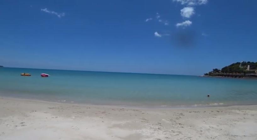 Прогулка по пляжу Чавенг Ной - Остров Самуи | Посиделки в Теско на Фуд Корте - Жизнь за границей