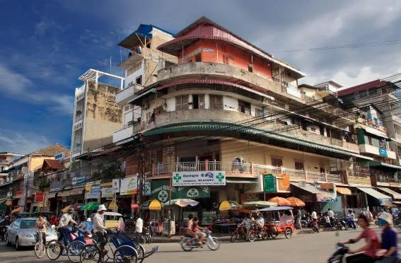 Южная Корея помогла Камбодже сократить объём выбросов парниковых газов