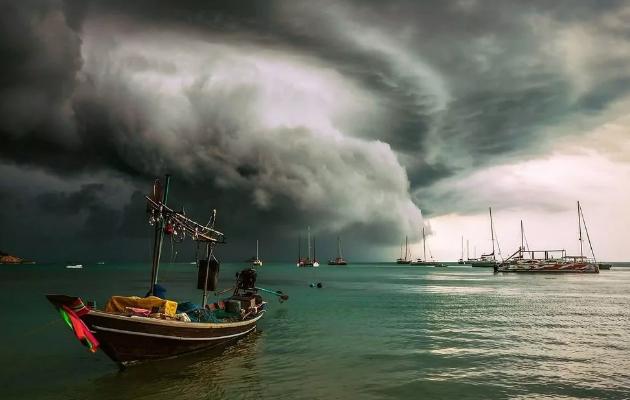 В Таиланде оценили масштаб ущерба, нанесенного тропическим штормом «Ноул»