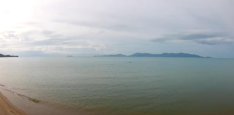 Самуи. Отель Хасиенда. Пляж Мае Нам.