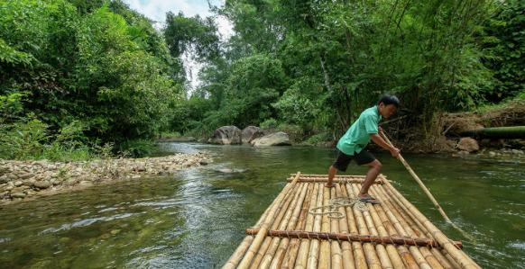 В Таиланде планируется создать три живописных туристических маршрута