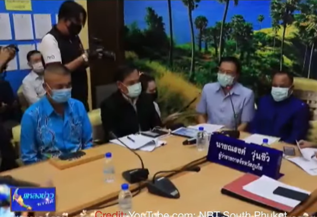 Two more Phuket Covid infections? Ex-Phuket prosecutors face corruption charges! || Thailand News