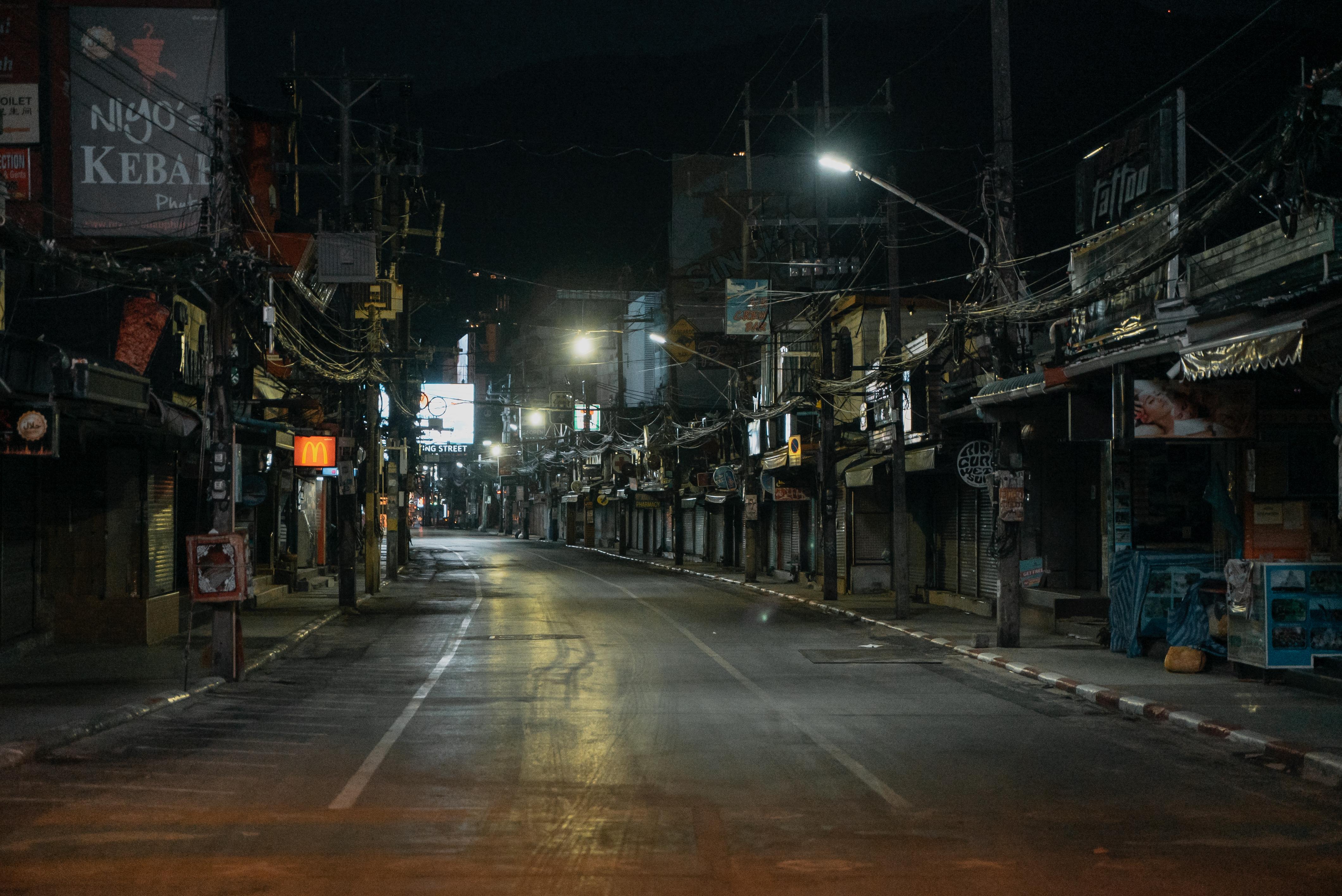 Бары и клубы Пхукета будут закрываться после полуночи