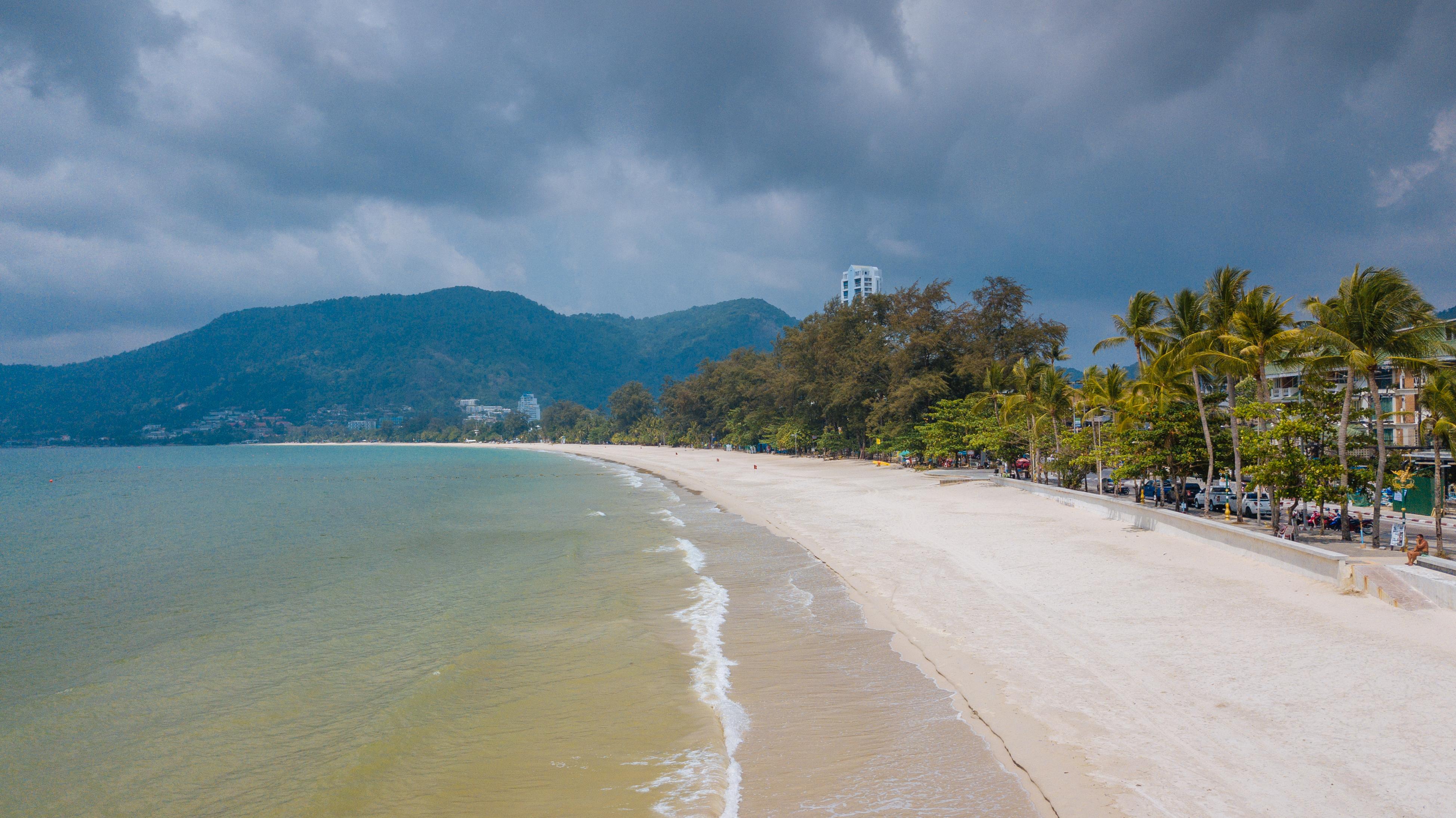 9 июня открываются пляжи Пхукета