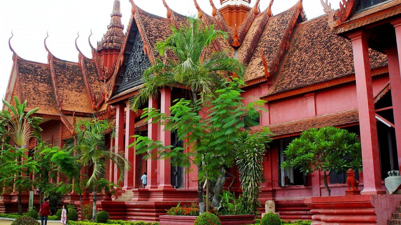 В Камбодже снизилась стоимость недвижимости