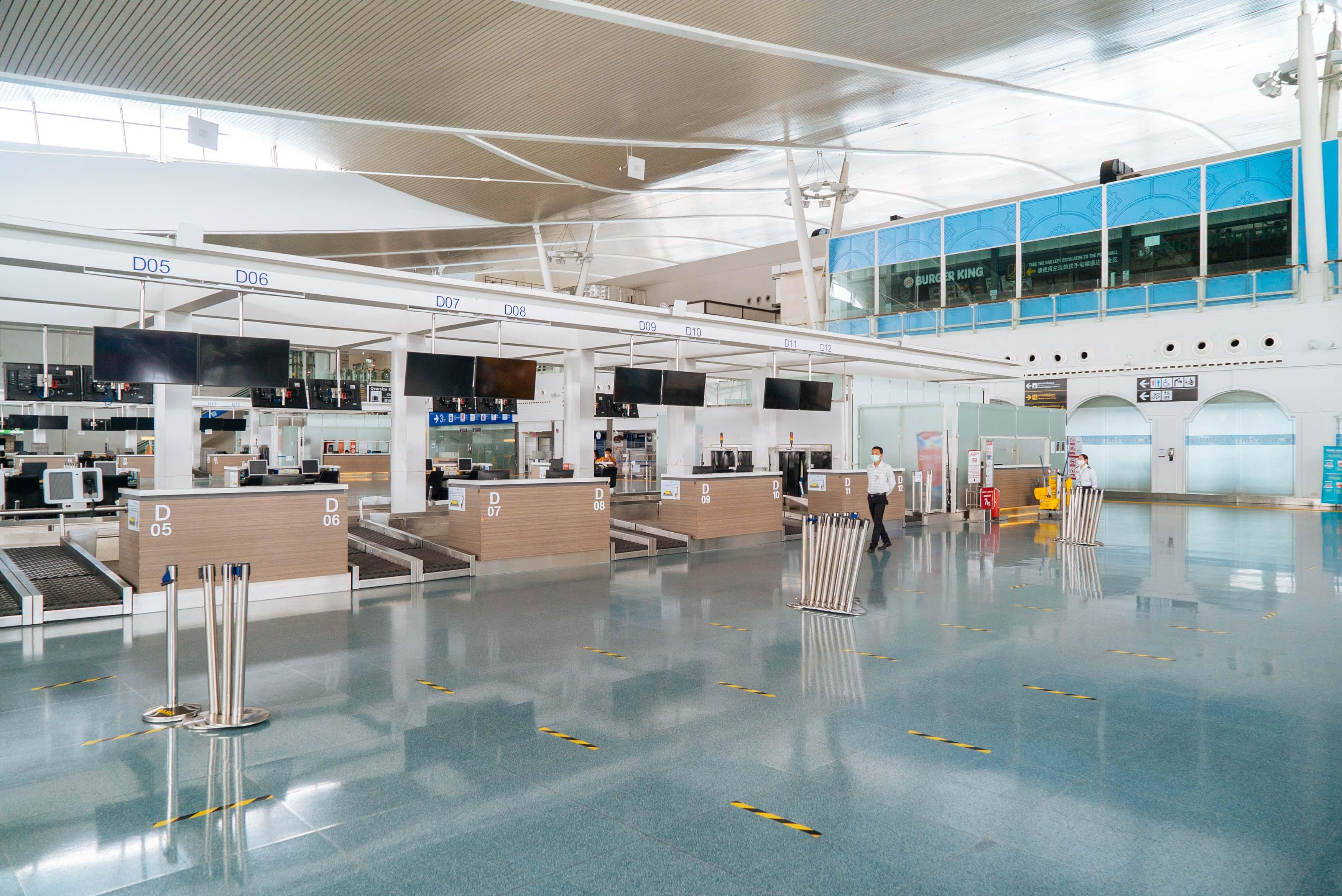 Аэропорт Пхукета подвел итоги года