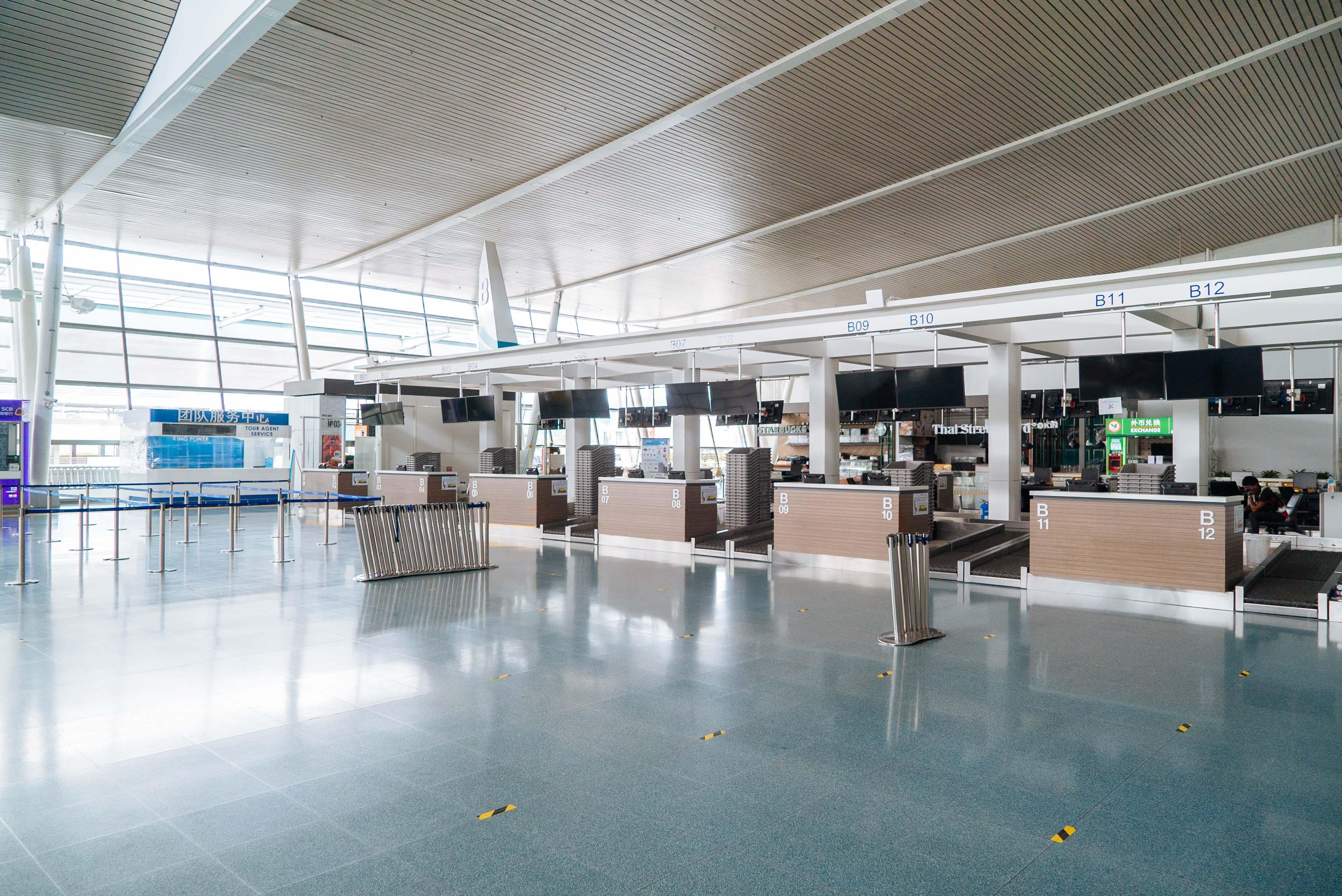 Когда в Таиланде будет восстановлено международное авиасообщение пока неизвестно