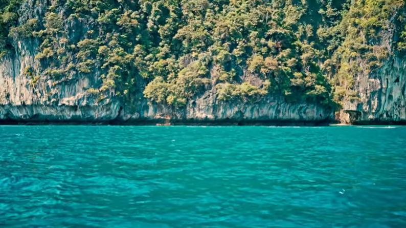 Тайланд сейчас. Пхи-Пхи, Майа Бэй, залив обезьян и лагуна Пиле у острова Пхи-Пхи Ле.