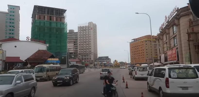 Sihanoukville 2021 Cambodia