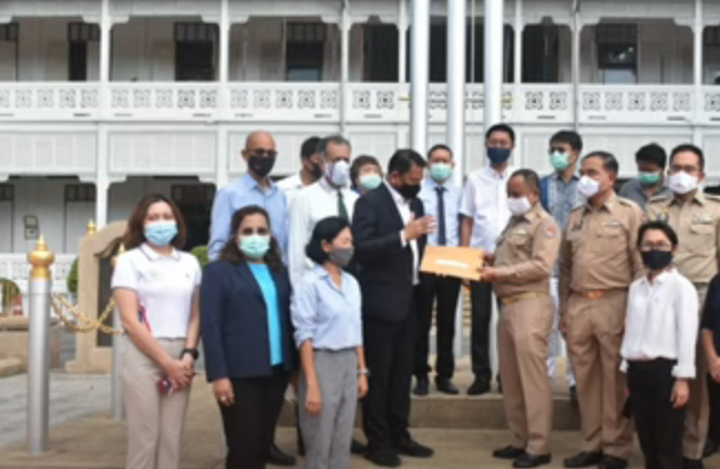 Appeals for Phuket private sector to buy COVID vaccine! || Thailand News
