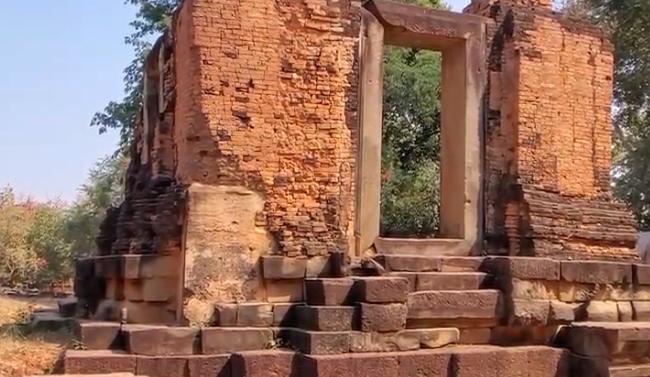 ПНОМ БАКХЕНГ, Камбоджа - обзор храма Пном Бакхенг в Ангкоре