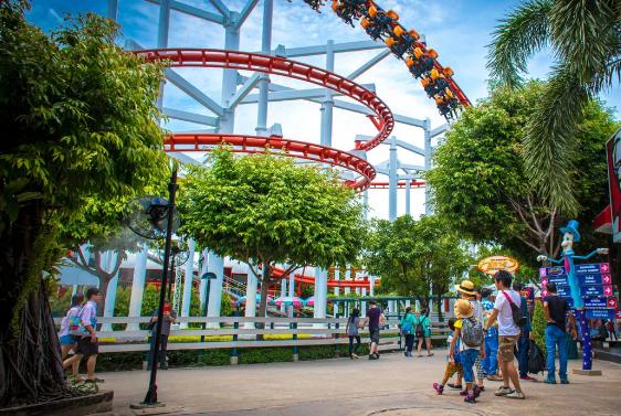 В Таиланде откроется парк развлечений по мотивам популярных кинопроектов компании Columbia Pictures