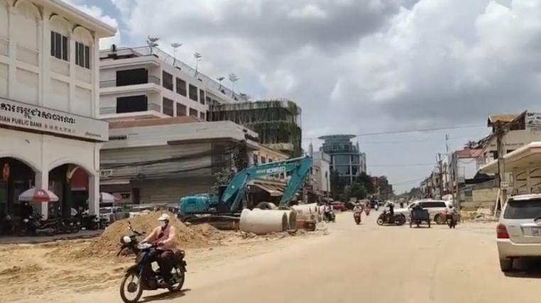 Камбоджа. Как выглядит Сиемрип во время карантина.
