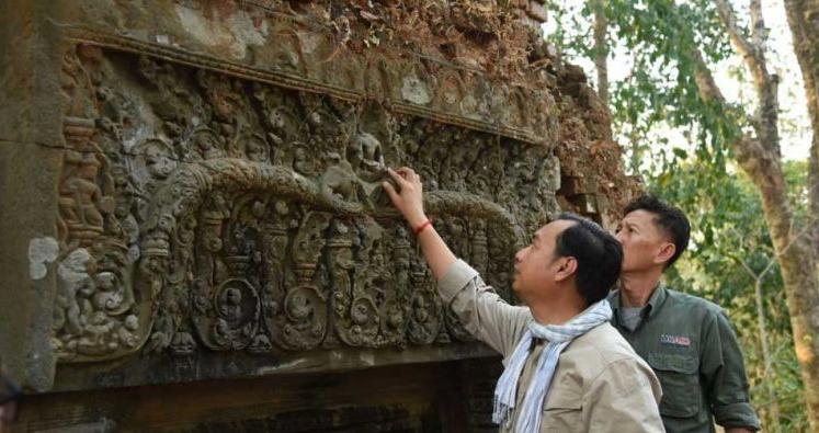 Храмы Камбоджи: смесь природы и культуры