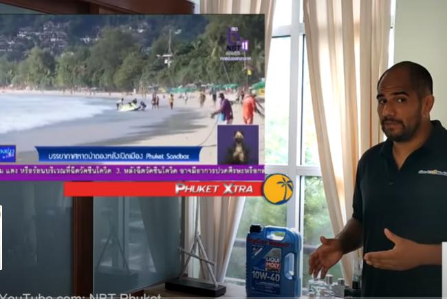 Nearly 9,000 Sandbox tourists, Layan legal loophole, Muay Thai closer to Olympics |:| Thailand News