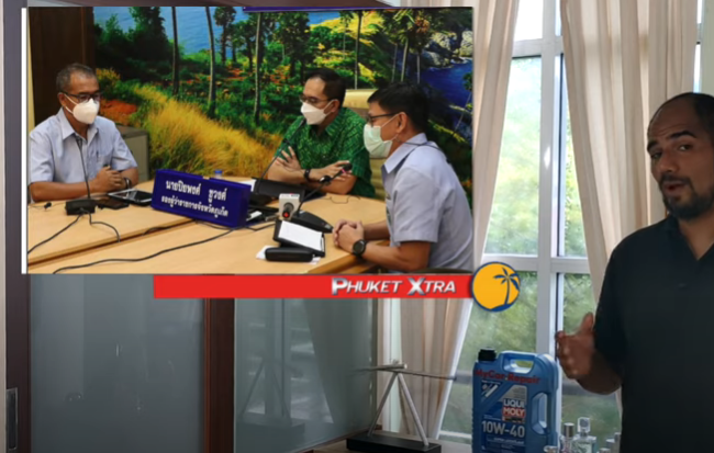 Phuket cases surpass 1,000, Thailand surpasses 560,000 Covid-19 cases |:| Thailand News