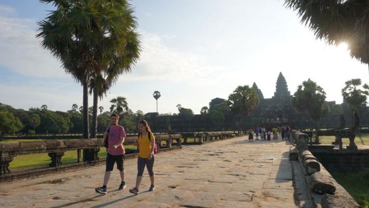 Правительство Камбоджи создает рабочую группу для восстановления и поддержки туристического сектора