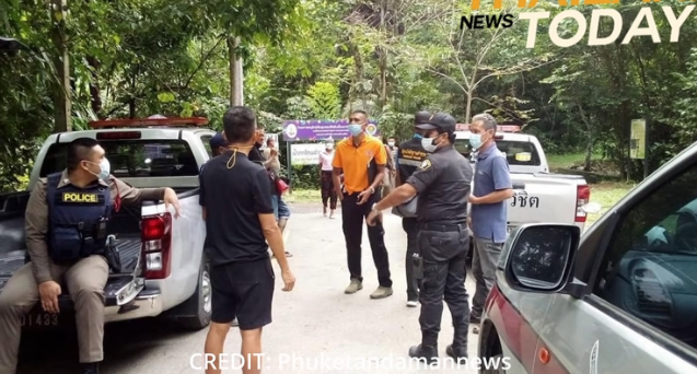 Подозреваемому в убийстве туристки на Пхукете предъявили обвинения
